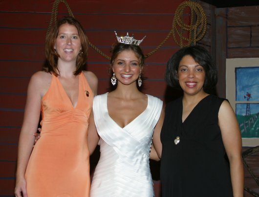Miss Apple Valley 2007,      and Miss Ulster County 2006, 2003, 1997, 1996